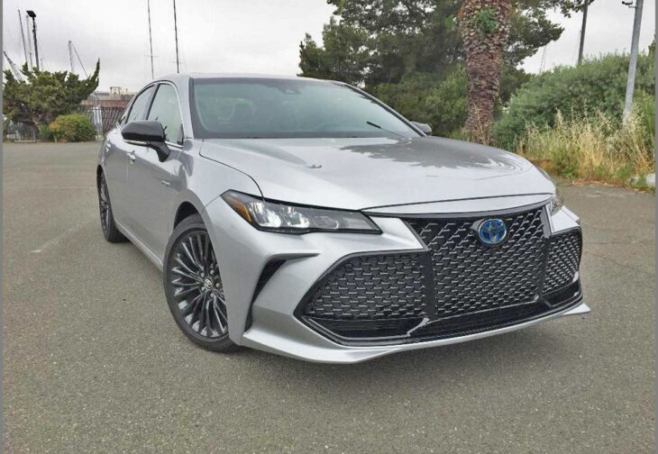 2022 Toyota Avalon Does Come In Will There Review Engine
