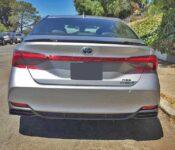 2022 Toyota Avalon Like Being 2026 Facelift Horsepower Price