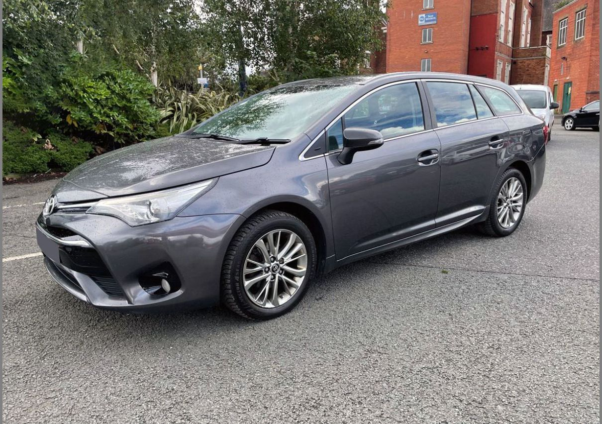 2022 Toyota Avensis C1201 Sw 7 Seater Done