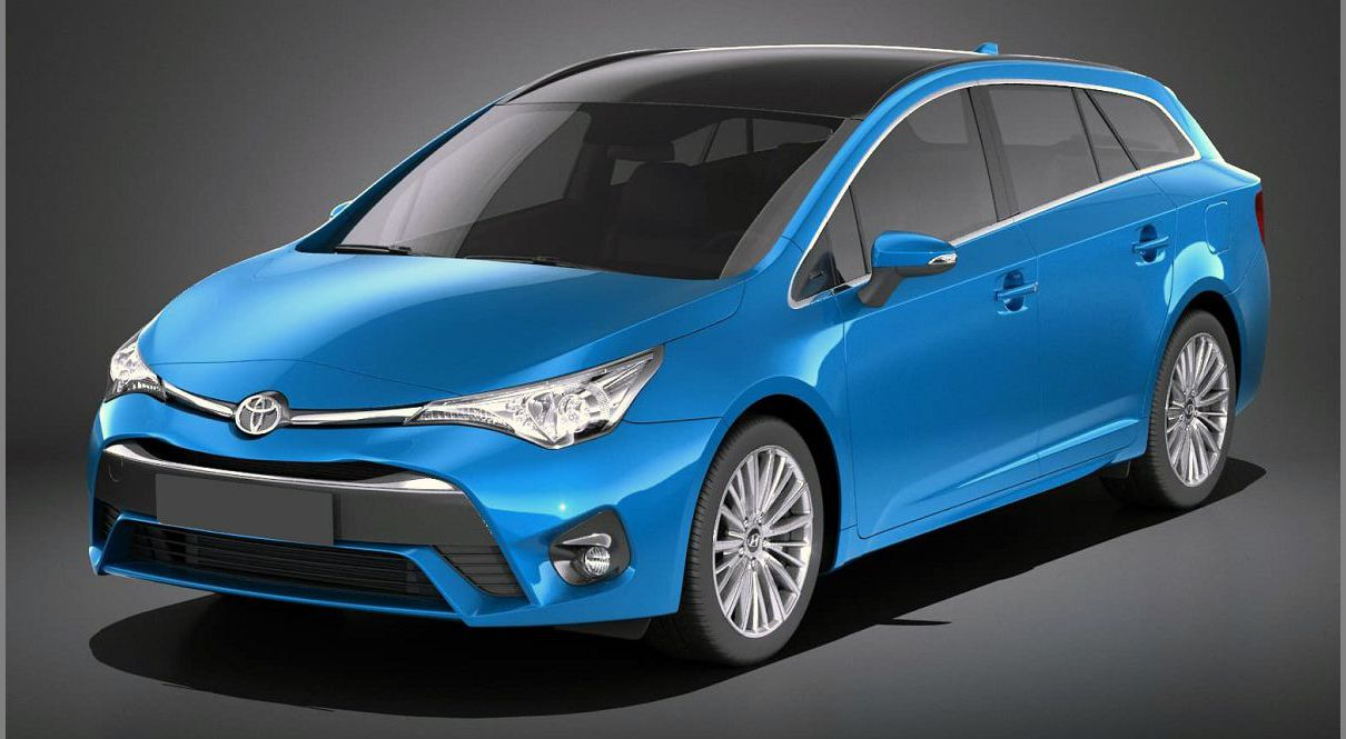 2022 Toyota Avensis Exterior Review Lease Interior Specs Image
