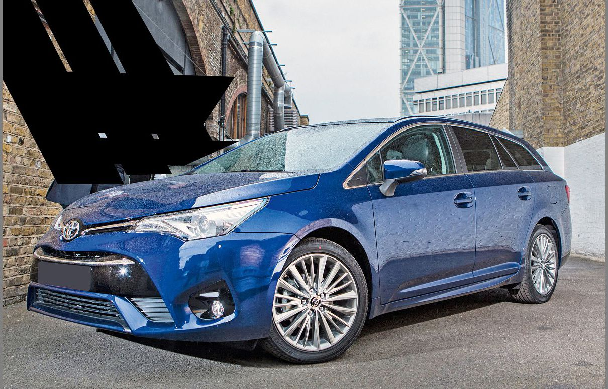 2022 Toyota Avensis Verso T25 T27 Kombi For Sale
