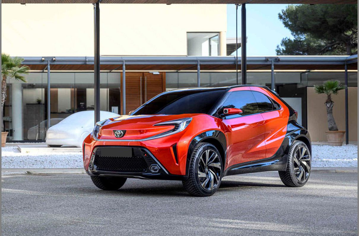 2022 Toyota Aygo 2020 For Sale 2021 X Automatic