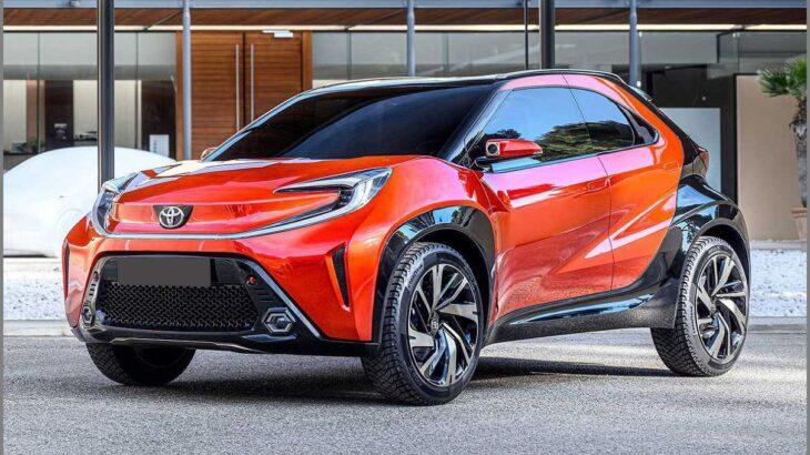 2022 Toyota Aygo Exterior Review Lease Interior Specs Image