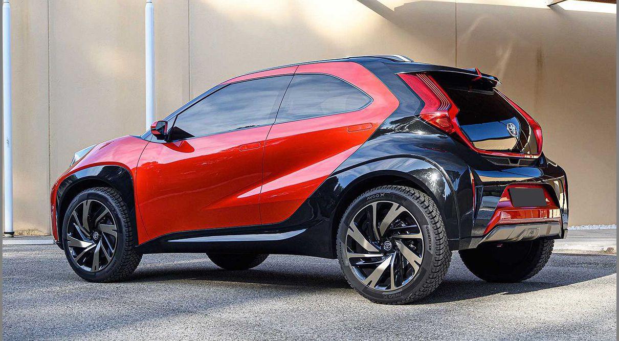 2022 Toyota Aygo New Near Me Trend Xplay Gr