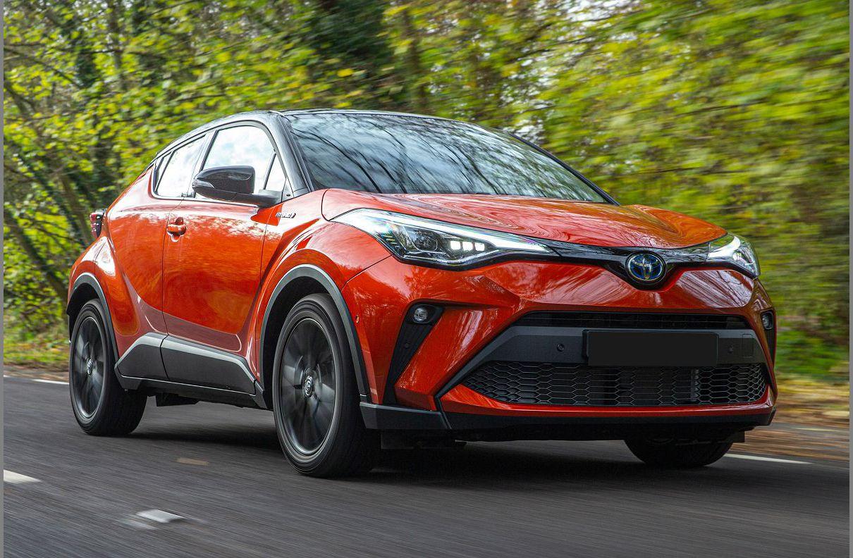 2022 Toyota Chr Hybrid 2020 2021 Honda Price