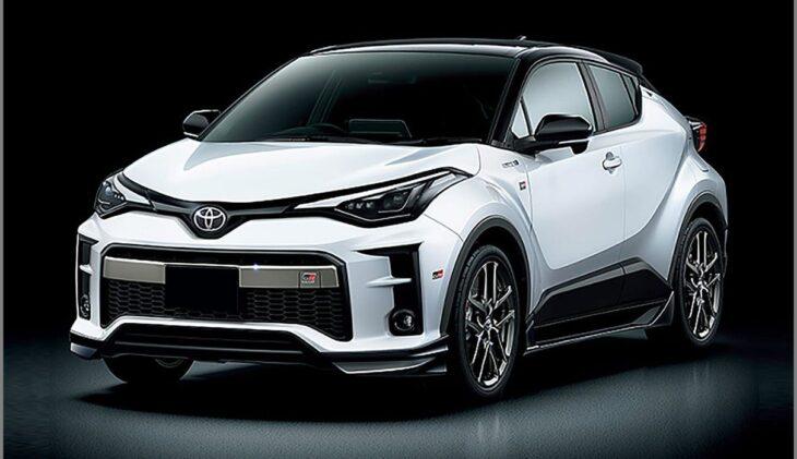 2022 Toyota Chr Orange Pris Hp 4wd Release Date