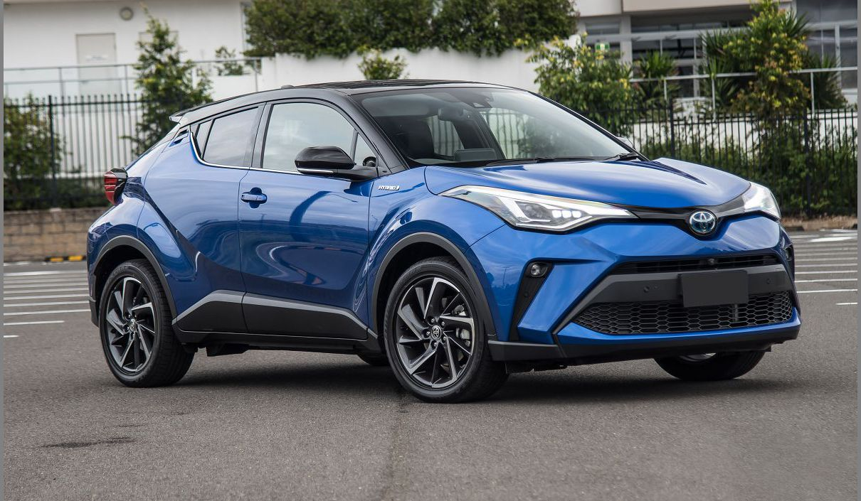 2022 Toyota Chr Sport 2017 2016 Hrv 4x4