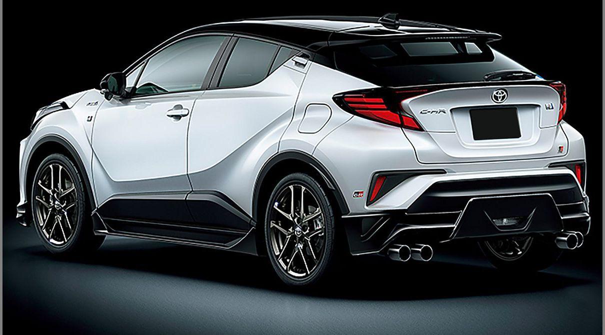 2022 Toyota Chr White Horsepower Crossover Limited