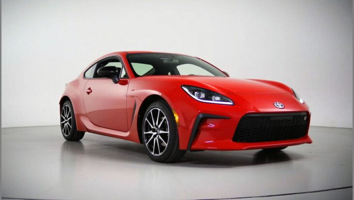 2022 Toyota Celica Four Car Curren 2021 Gts