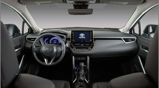 2022 Toyota Corolla Hatchback Awd Accessories Automatic Transmission