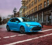 2022 Toyota Corolla Hatchback Engine Model Cost Changes Price