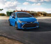 2022 Toyota Corolla Hatchback Exterior Review Lease Interior Specs Image