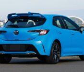 2022 Toyota Corolla Hatchback Hybrid Price 2018 2017 Gr