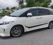 2022 Toyota Estima 2.4 Acr55 Second Hand 8