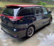 2022 Toyota Estima 2011 1997 4wd Is A