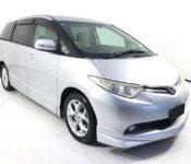 2022 Toyota Estima Car Acr30 2005 Aeras 2021