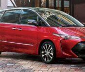 2022 Toyota Estima Engine Model Cost Changes Price