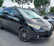 2022 Toyota Estima Exterior Review Lease Interior Specs Image