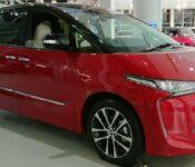 2022 Toyota Estima In Usa Repairs Van Acr50