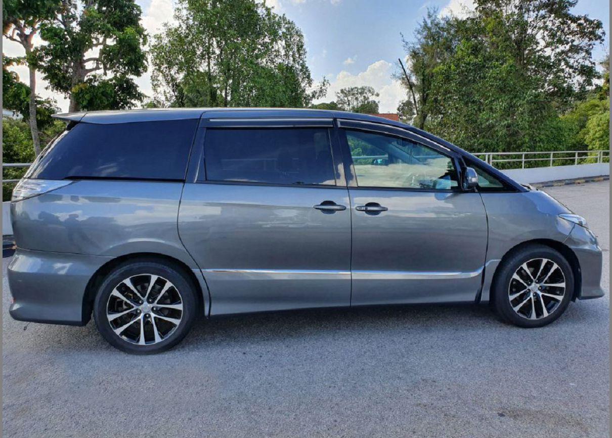 2022 Toyota Estima Seater 2014 New Used Mcr40