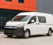 2022 Toyota Hiace Engine Model Cost Changes Price