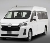 2022 Toyota Hiace Exterior Review Lease Interior Specs Image