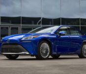 2022 Toyota Mirai Up Certified Pre Owned Lease Model
