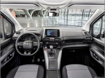 2022 Toyota Verso L1 1.6 Diesel Is The