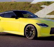2023 Nissan 400z Usa Horsepower And Black Image