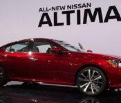 2023 Nissan Altima 1998 05 06 Sv Horsepower