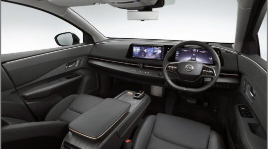 2023 Nissan Ariya Exterior Review Lease Interior Specs Image
