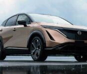 2023 Nissan Ariya Interior Range 2021 Ev 2020