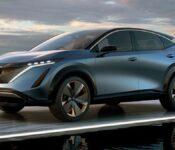2023 Nissan Ariya New Pre Order Colors Car Specs