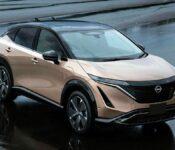 2023 Nissan Ariya Price Electric Suv Release Date Aria