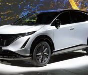 2023 Nissan Ariya Review 2022 In Usa Cost Concept