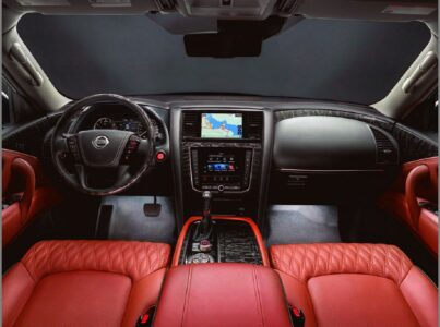 2023 Nissan Armada Engine Model Cost Changes Price