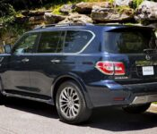 2023 Nissan Armada Off Road S Truck Vehicle Lease