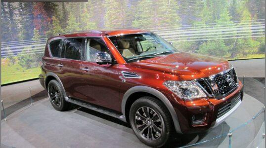2023 Nissan Armada Platinum 2015 Price Suv 2012