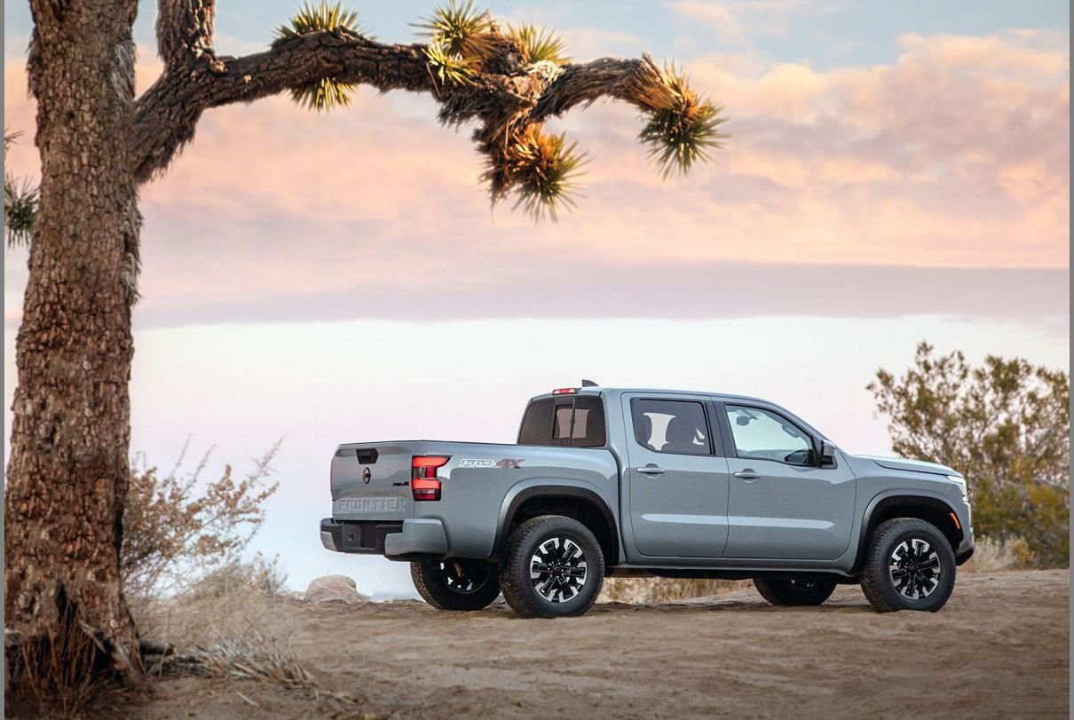 2023 Nissan Frontier Cab Used 2005 Pro 4x