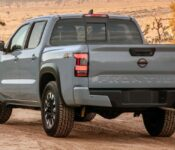 2023 Nissan Frontier Engine Model Cost Changes Price