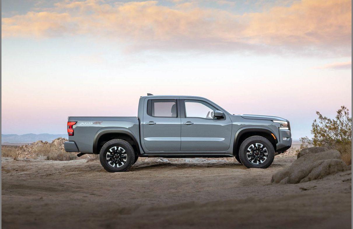 2023 Nissan Frontier Forum Years To Avoid Desert
