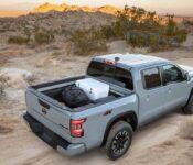2023 Nissan Frontier New 4x4 Truck Crew Price