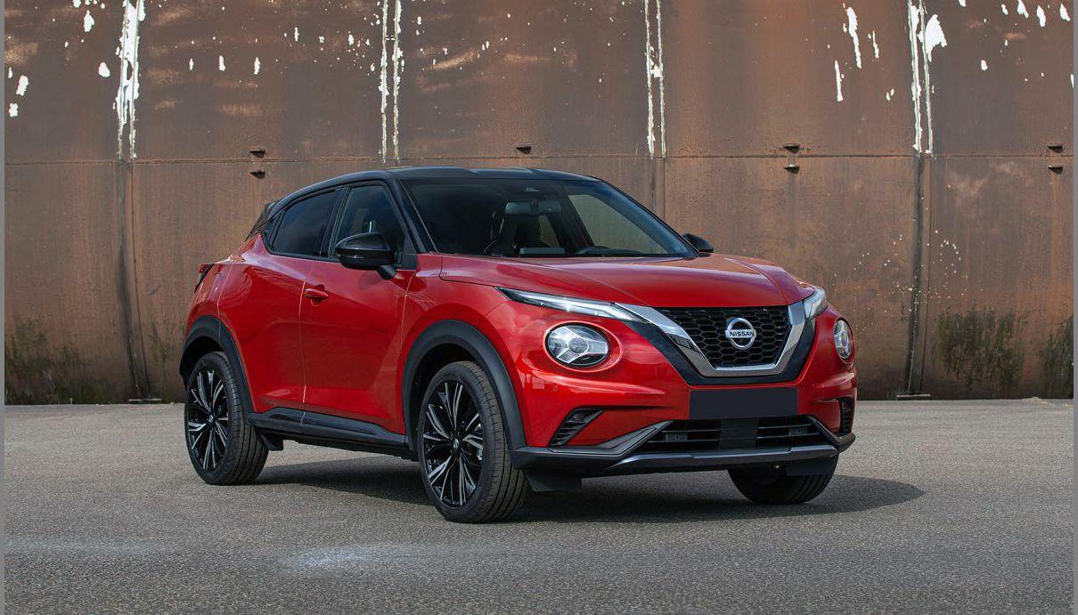 2023 Nissan Juke Red Pcp Auto Yf15 4wd