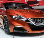 2023 Nissan Maxima Exterior Review Lease Interior Specs Image