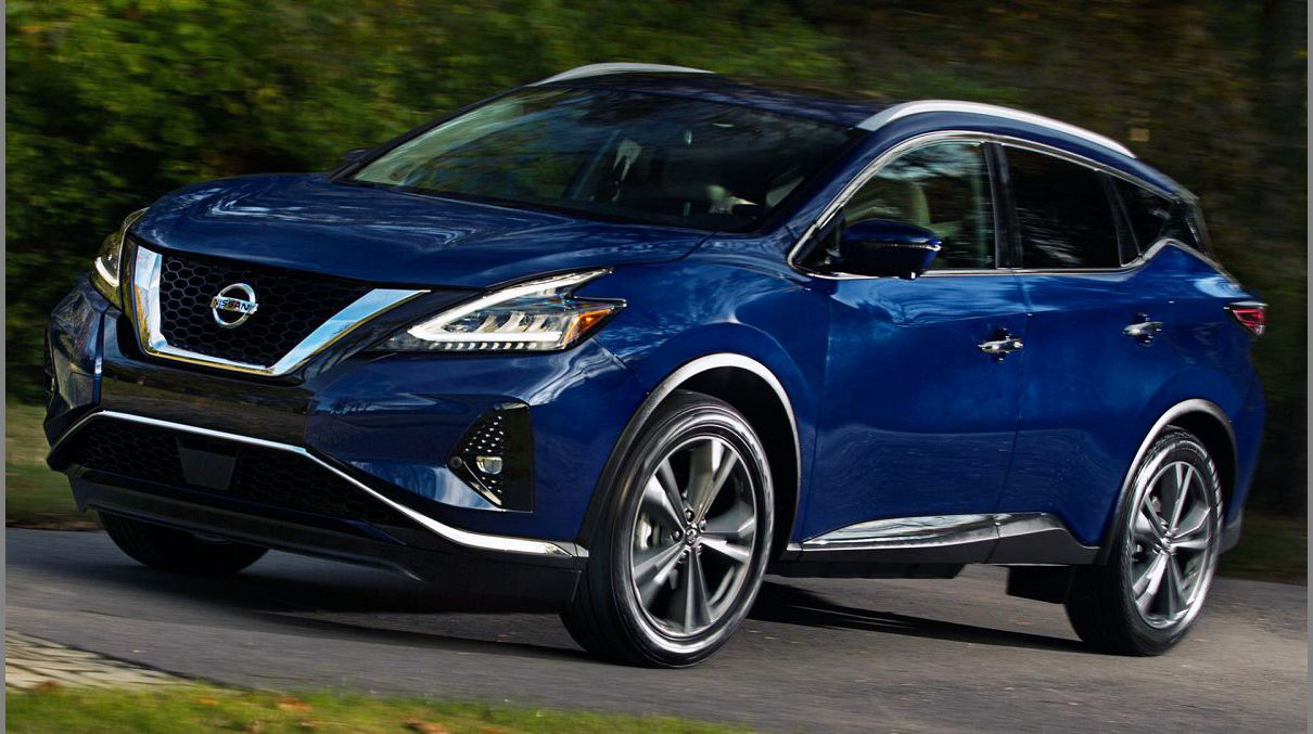 2023 Nissan Murano 2021 2020 For Sale Car Used