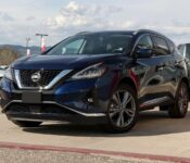 2023 Nissan Murano Exterior Review Lease Interior Specs Image