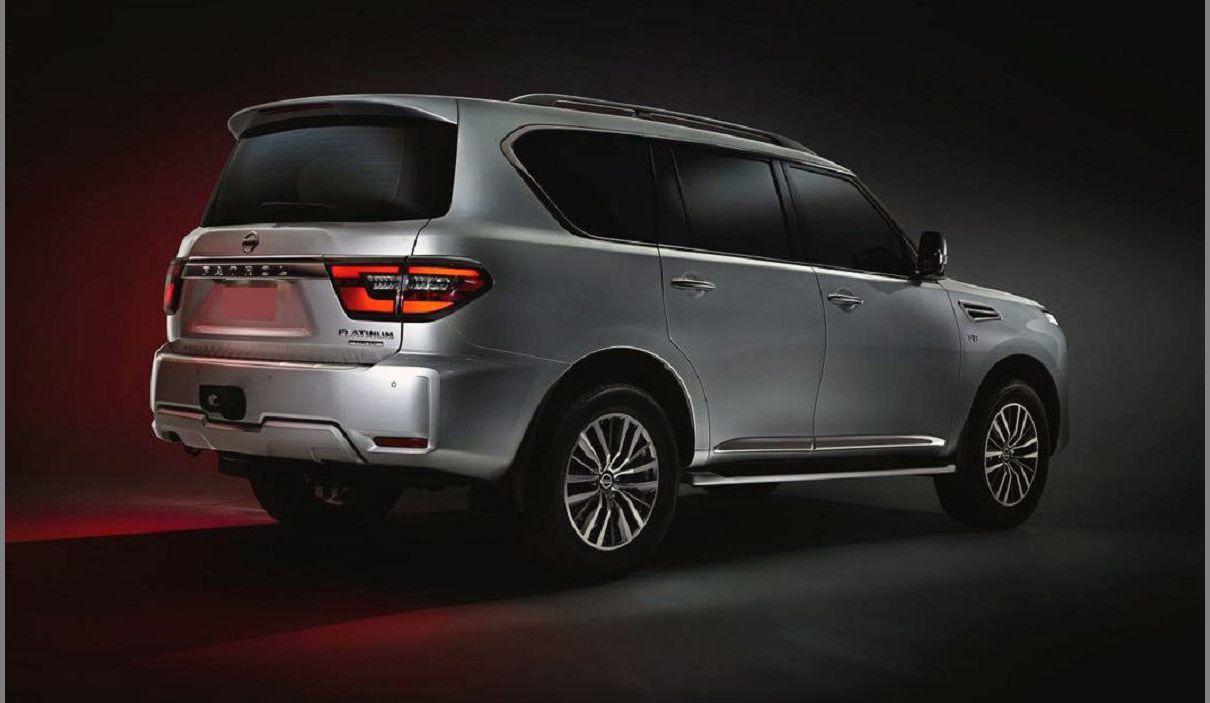 2023 Nissan Patrol 2004 2017 2016 1997 2007