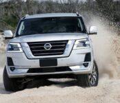 2023 Nissan Patrol Exterior Review Lease Interior Specs Image
