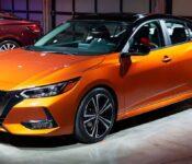 2023 Nissan Sentra Exterior Review Lease Interior Specs Image