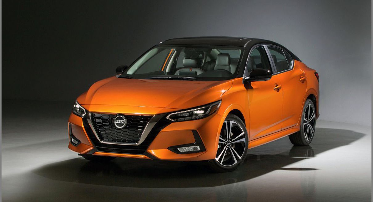 2023 Nissan Sentra New Coupe 2024 2025 Accessories
